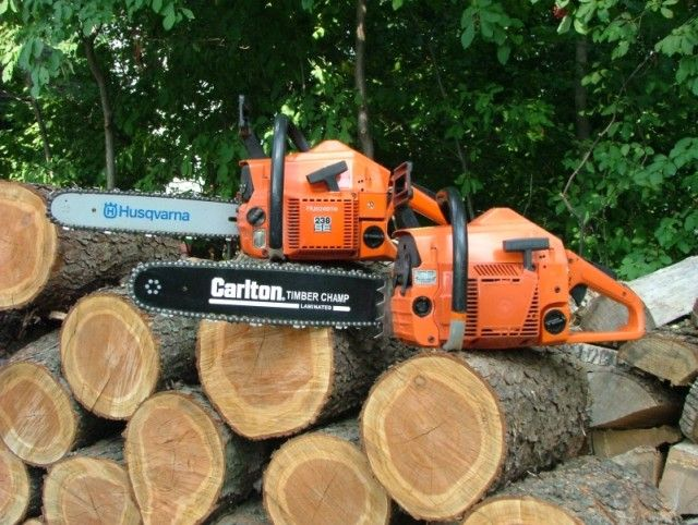 can you change bar sizes on a chainsaw? | Hearth com Forums Home