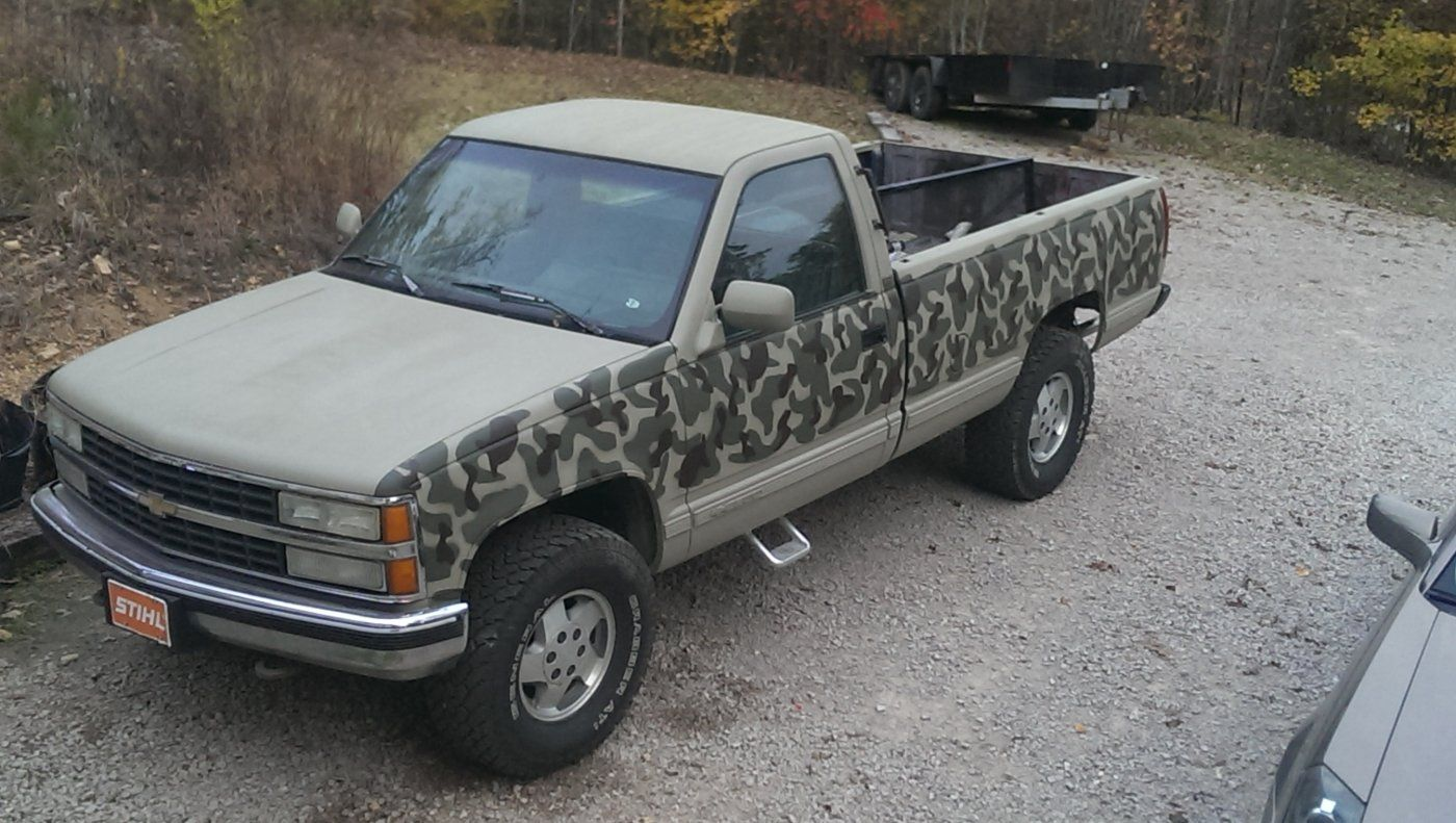 Show me your woods truck inspiration sought for Country hearth 2500