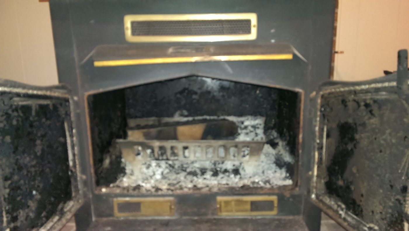 Country Flame Model Cmd New Owner New Burner Just