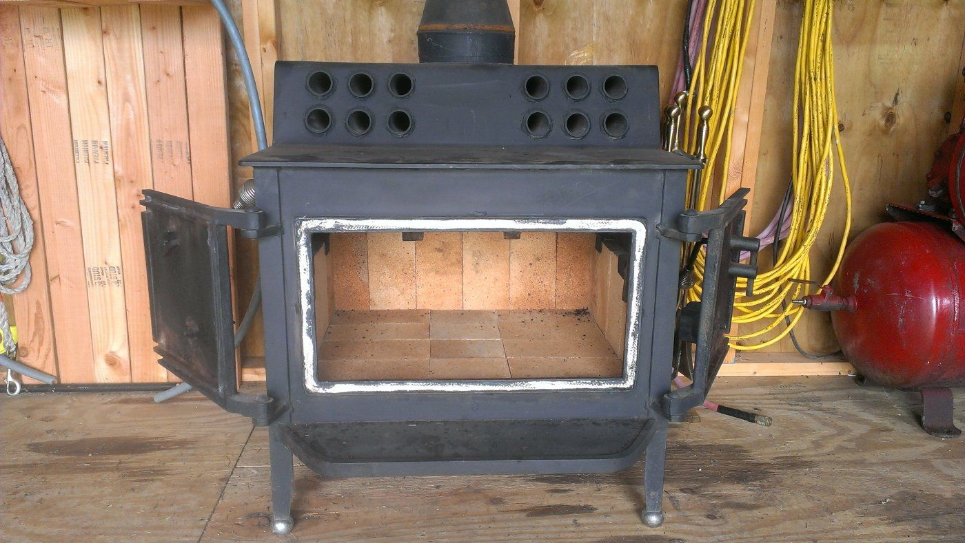 Brunco Wood Stove WB Designs - Fisher Wood Burning Stove WB Designs
