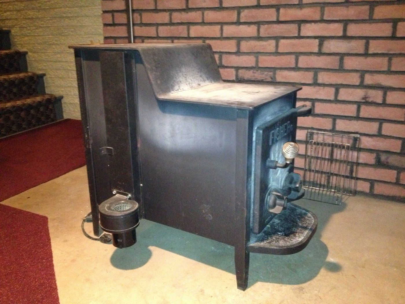 Fisher Wood Stove Geia Outdoor News Forum - Fisher Papa Bear Wood Stove - Best Wood 2017