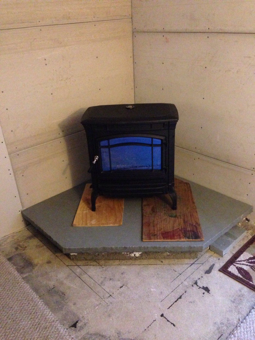 Stove Pipe Clearances Hearth Com Forums Home