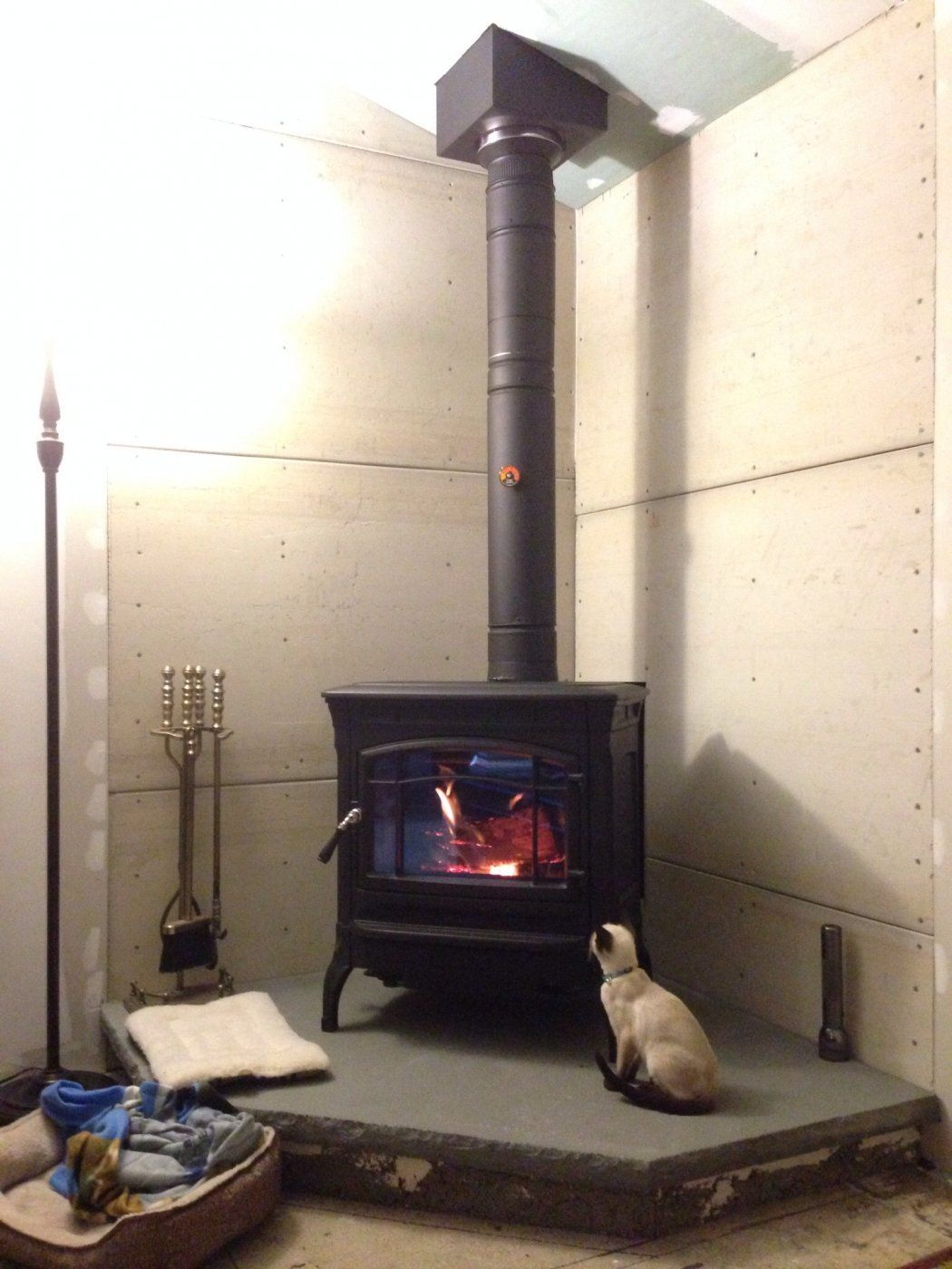 new stove and hearth install hearth com forums home