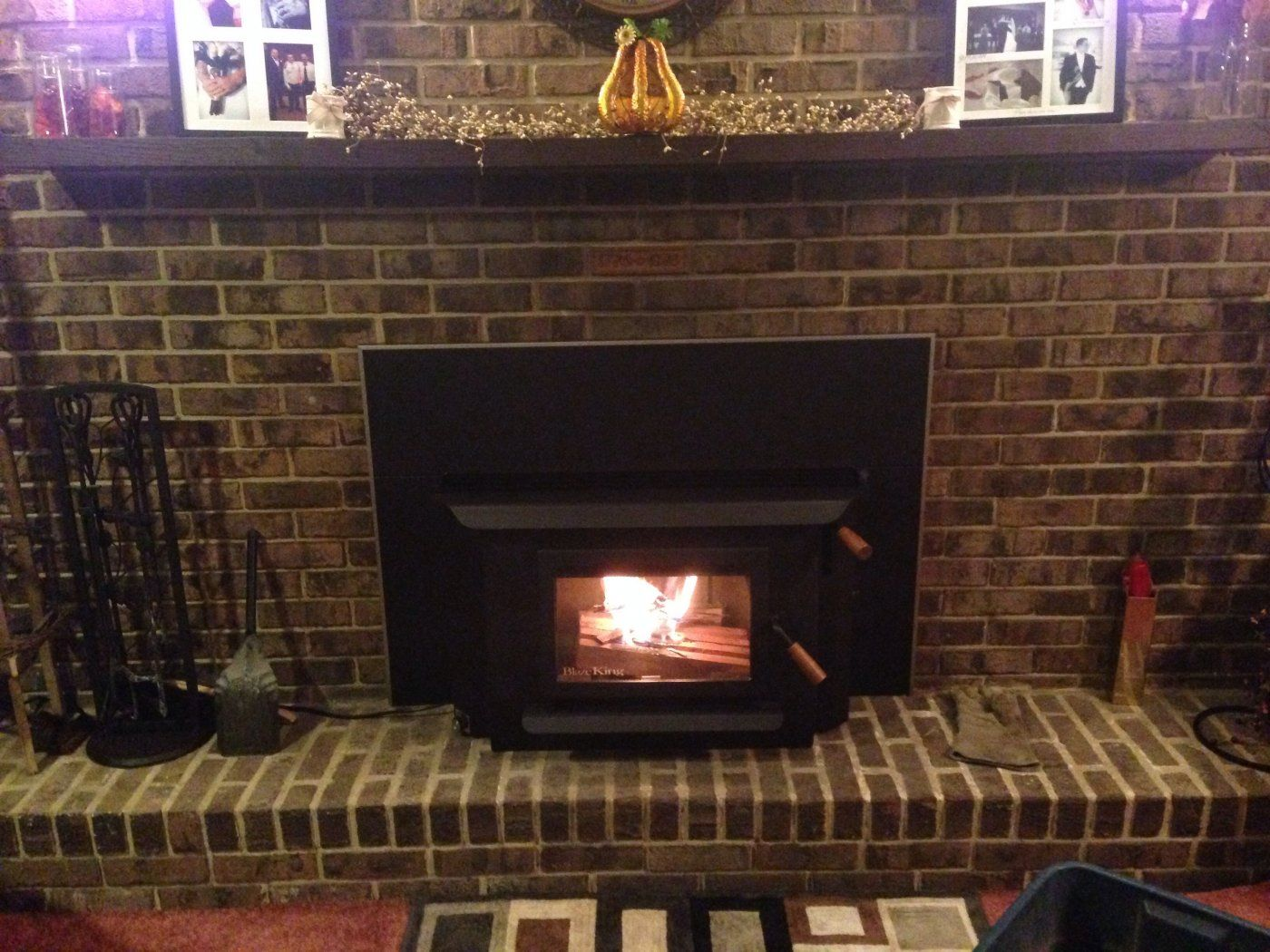blaze king fireplace inserts. Image Jpg My New Blaze King Princess Insert Install  Hearth Com Forums Home