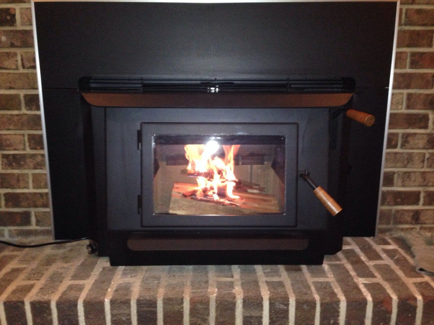 My new blaze king princess insert install | Hearth.com Forums Home