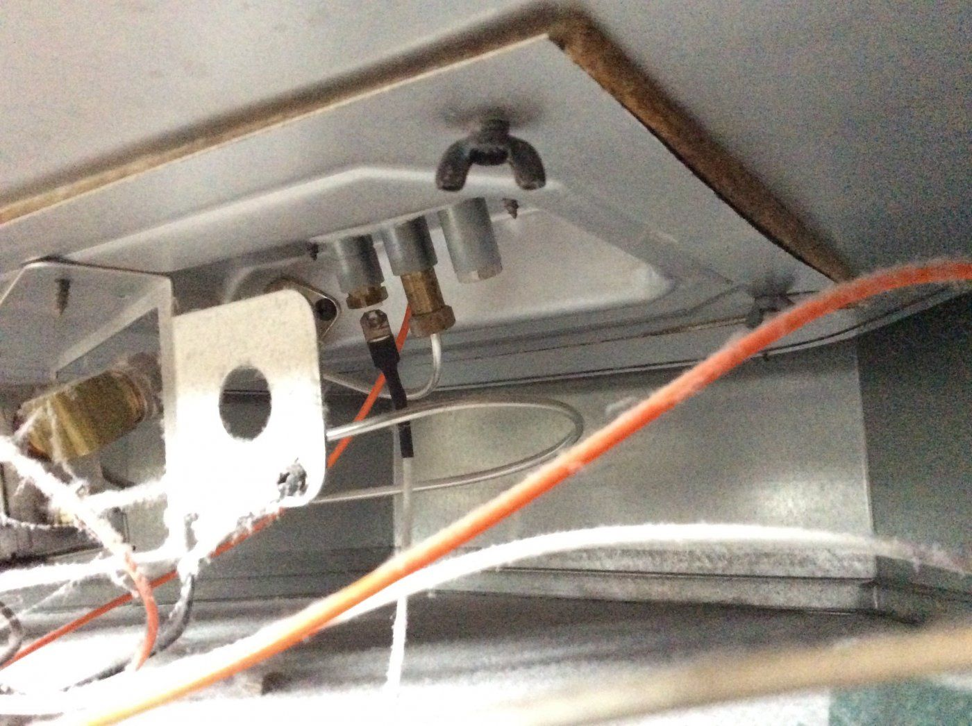 heatilator gas fireplace intermittent flame problem hearth com
