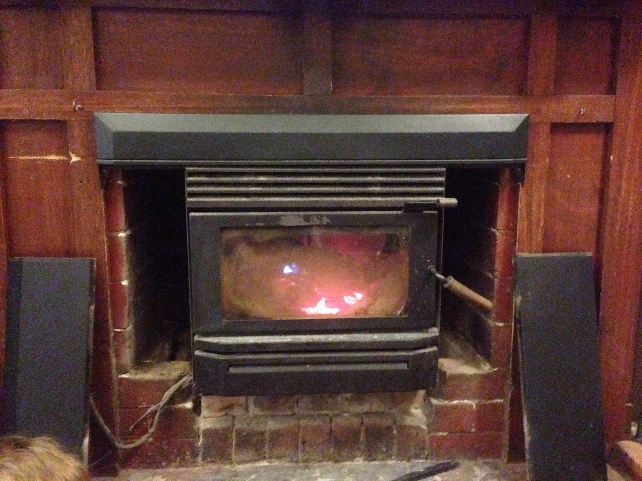 insulating sealing around fire box hearth com forums home