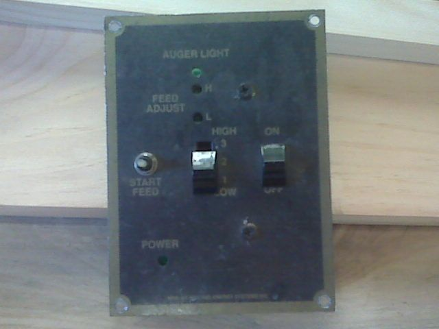 Trailblazer pellet stove manual electric