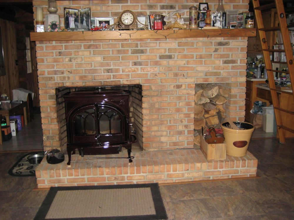 Free Standing Wood Stove Vs Insert Hearth Com Forums Home