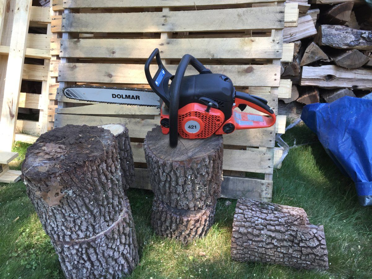 Need a small chain saw       | Hearth com Forums Home