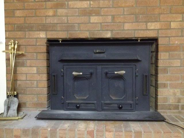 buck stove fireplace