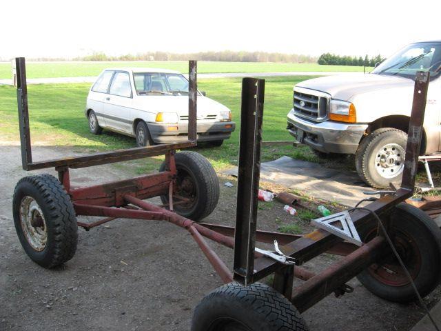Log wagon | Hearth.com Forums Home
