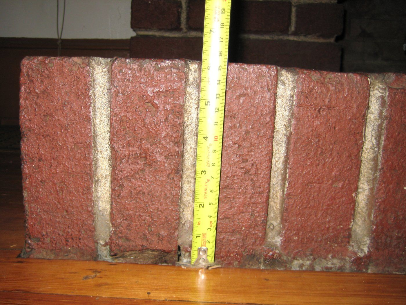 lintel removal or damper plate hearth com forums home