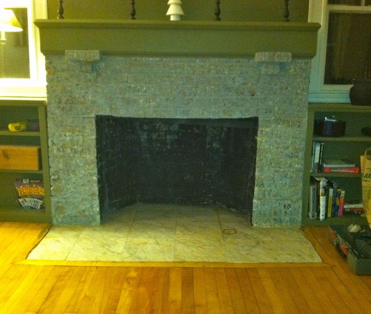 Clearance To Combustibles Hearth Com Forums Home
