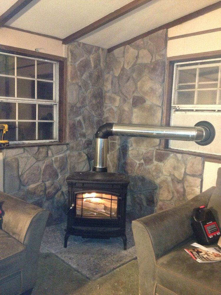 stovepipe discoloration hearth com forums home