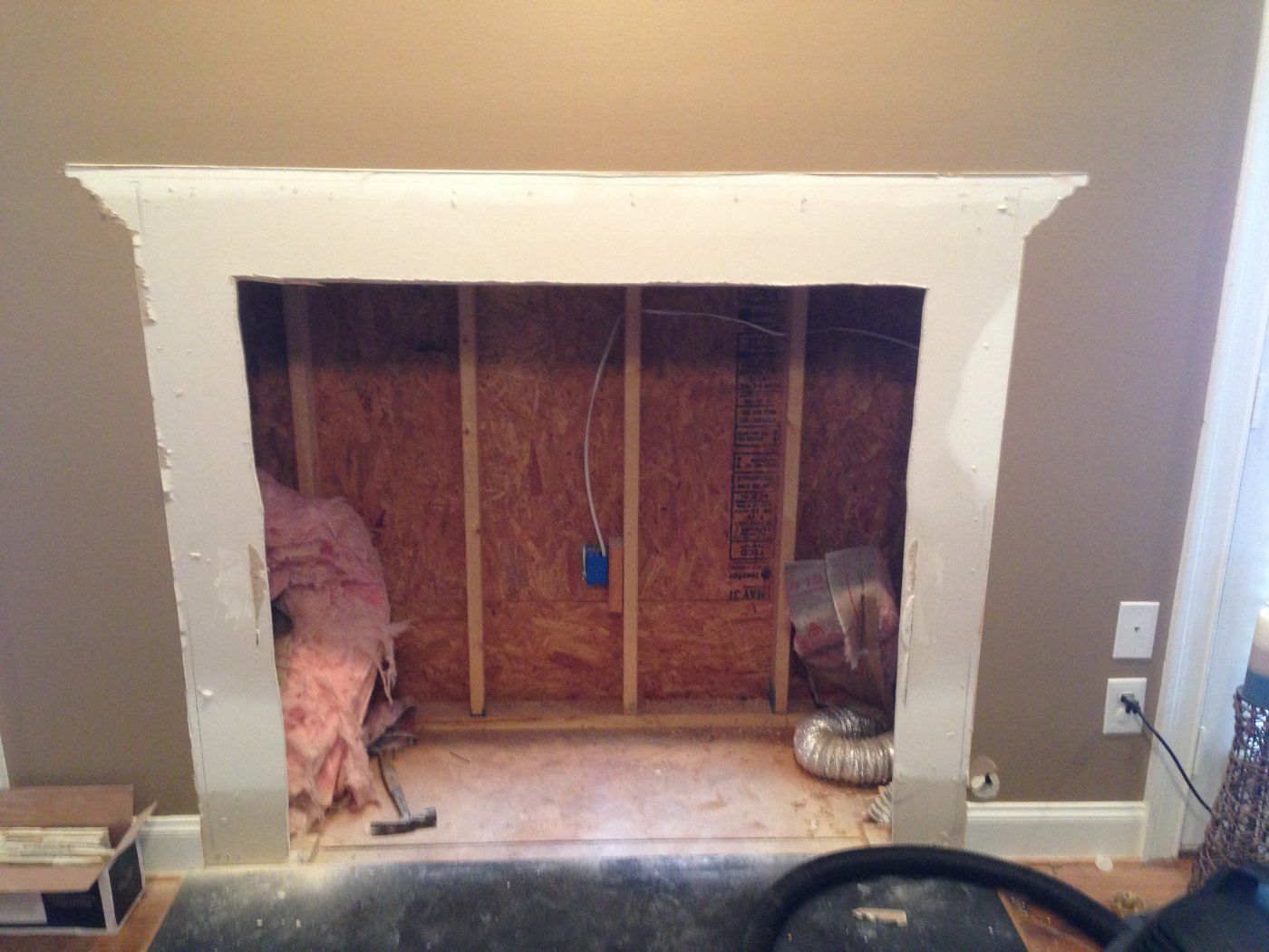 Roxul insulation on insert | Hearth.com Forums Home