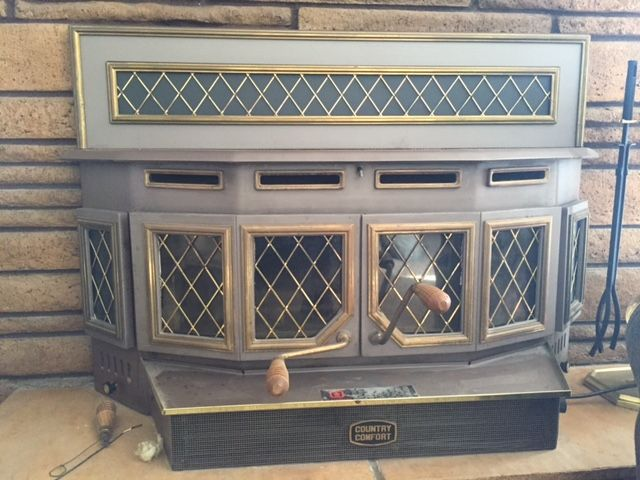Country Comfort Fireplace Fireplaces