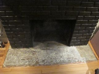 Extending Existing Fireplace Hearth For Wood Burning Insert