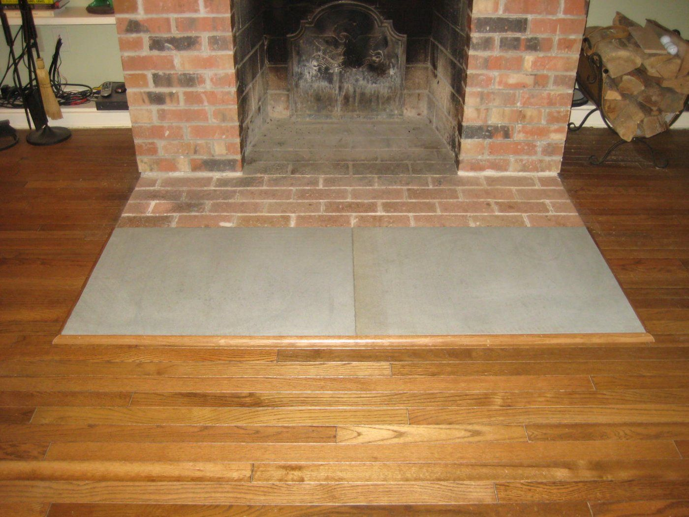 IMG_3233.jpg - Rear Vent Wood Stove Through Masonry Fireplace Hearth.com Forums