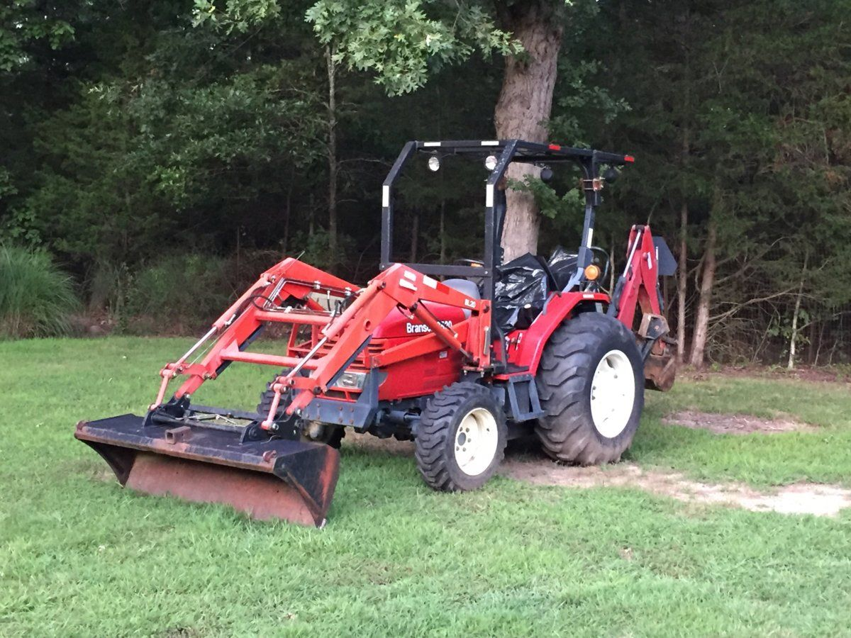 Tractor size? | Page 2 | Hearth com Forums Home