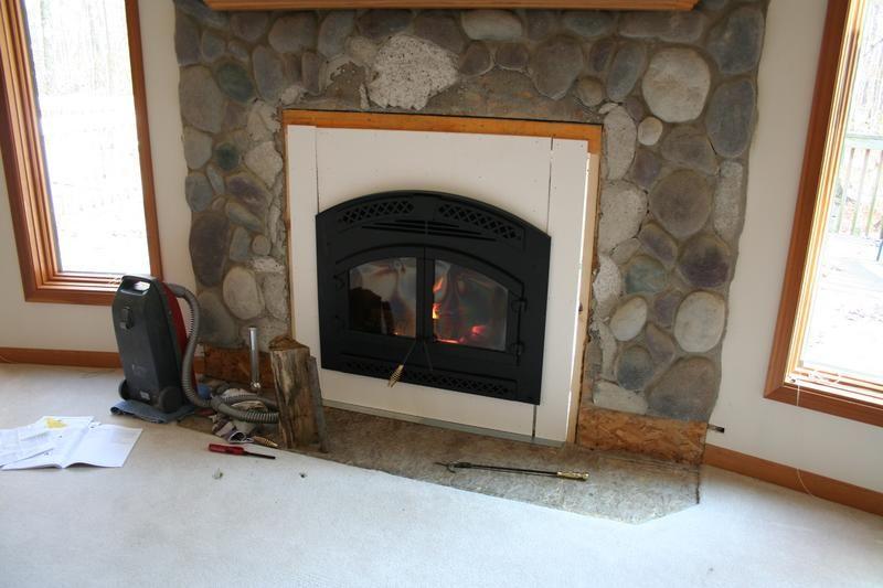Need Advice On Fireplace Xtrordinair 44 Elite Forums Home