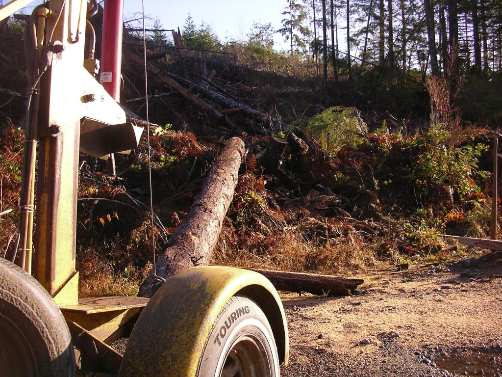 Winch to pull logs (Size?) | Hearth com Forums Home