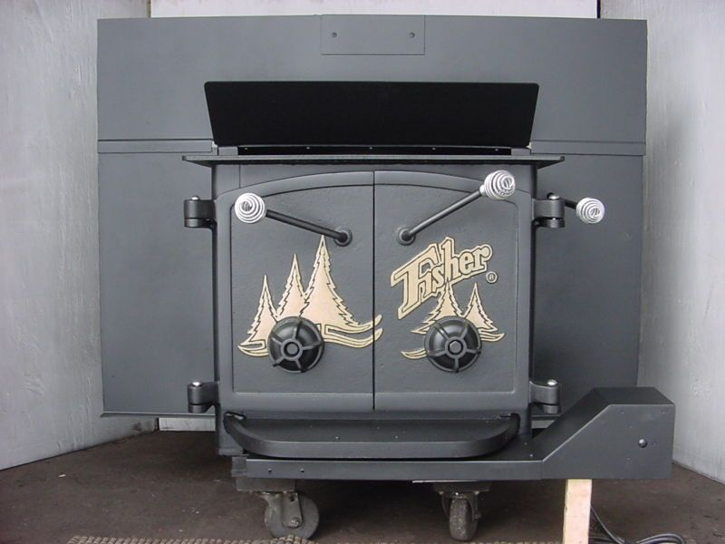 Insert hand painted doors w blower.jpg - Fisher Blower :) Hearth.com Forums Home