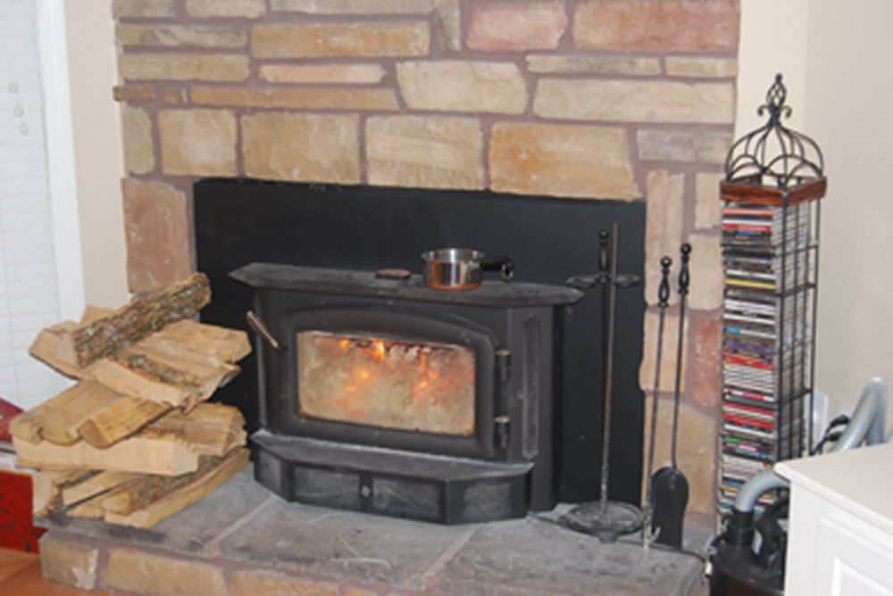 Inserts without the surrounds? pics or advice? | Hearth.com Forums ...