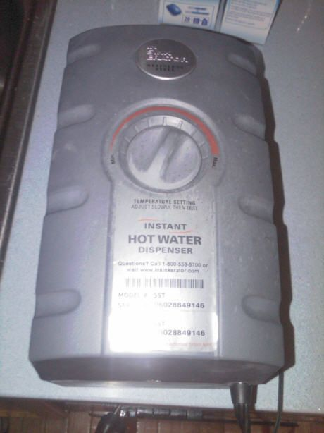 Insinkerator Hot Water Dispenser Hd