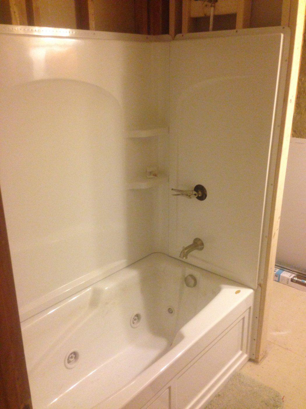 Caulkless Interlocking Tub Surround vs Swanstone? Does the caulkless ...