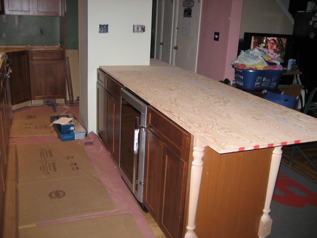 New Granite Kitchen Countertop Drop In Or Undermount Sink