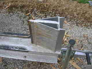 building a small log splitter beckmannag source img - Home Built Log Splitter Plans