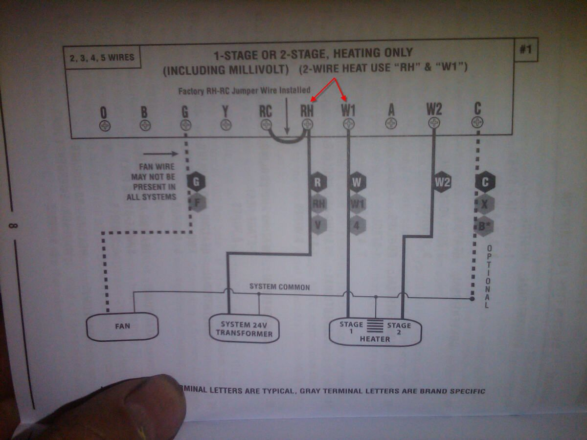wiring a thermostat to a lopi pioneer com forums home luxtx15u 4 jpg