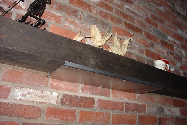 fireplace heat reflector