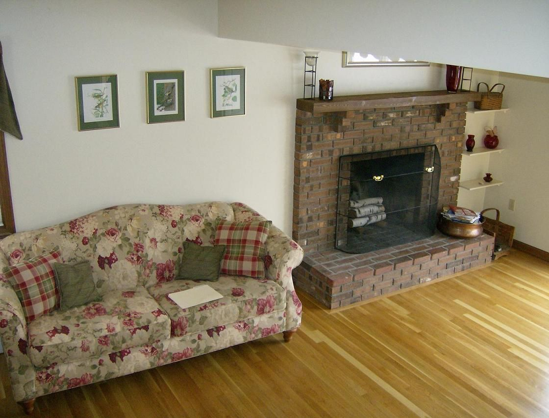 mantle replacement wood with bluestone hearth com forums home