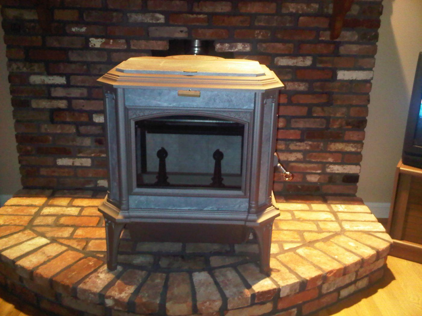 Opinions on raised hearth.   Hearth.com Forums Home