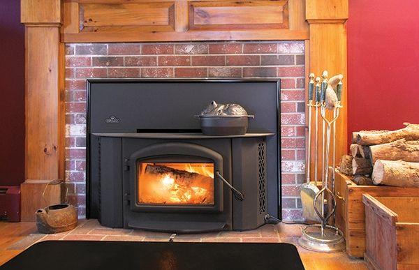 Napoleon Epa Wood Burning Fireplace Insert Epi 1402