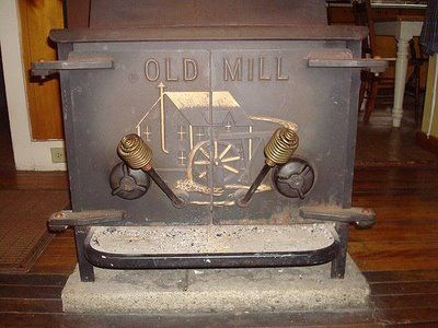 Old Mill Wood Stove WB Designs - Old Mill Wood Stove WB Designs