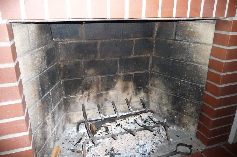 Fireplace Design removing fireplace : Removing fireplace backing bricks   Hearth.com Forums Home