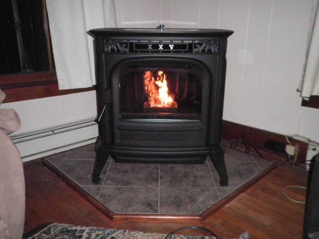Hearth Pad Do It Yourself : Pellet stove floor protector gurus