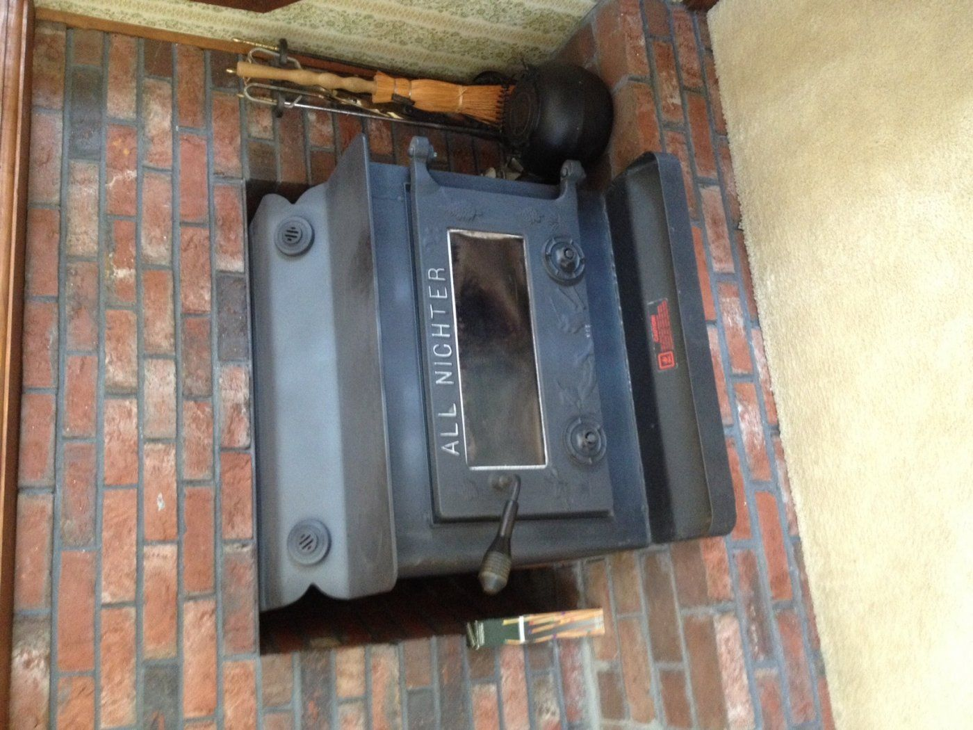 Have just got hold of All Nighter wood-stove in perfect condition. I am  Probably not going to be able to use it. Is it worth anything? - All Nighter ??? Any Good?? Hearth.com Forums Home