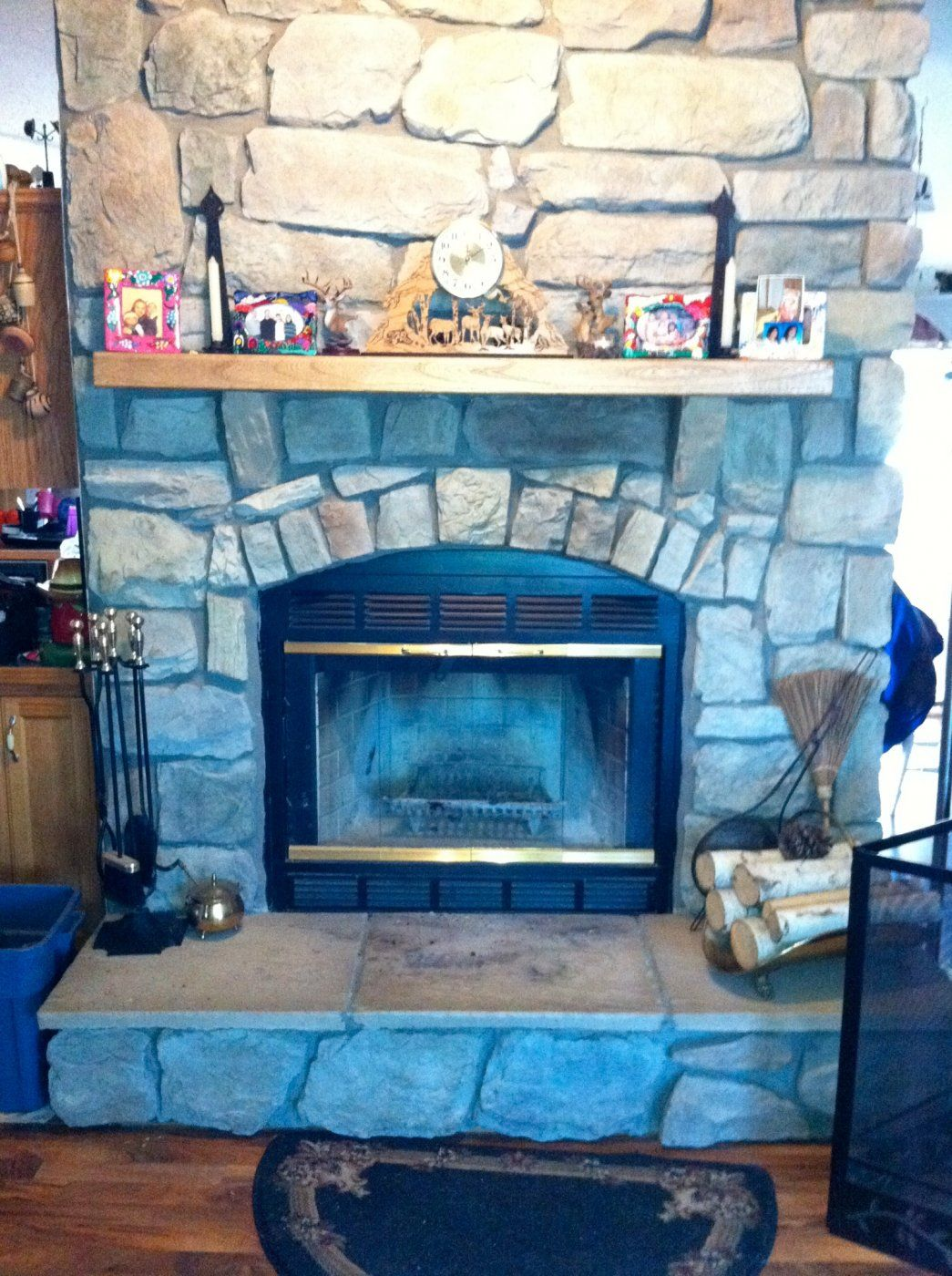 custom gas corner products logs quality for and electric free standing on fireplace temco