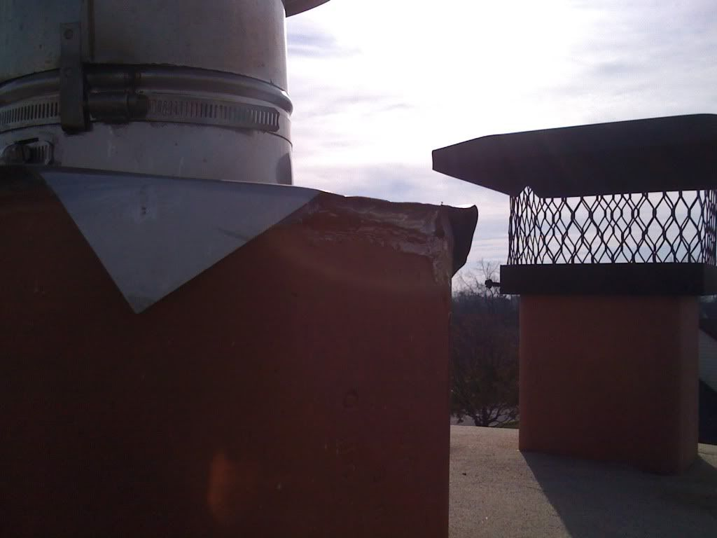 Best Caulk To Use On Chimney Cap Hearth Com Forums Home