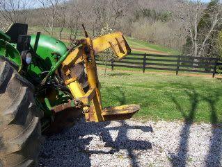 16 Ton Tractor 3 Point Log Splitter 3PT16H - Wood Splitter Direct