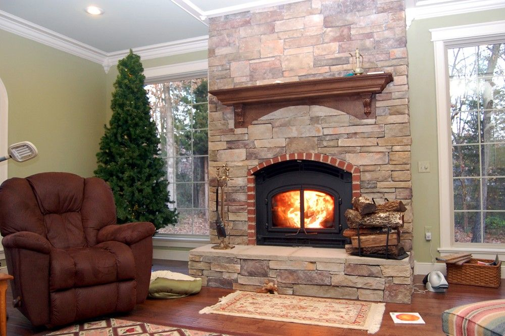 Quadrafire 7100 Air Outflow Mission Hill Front Hearth