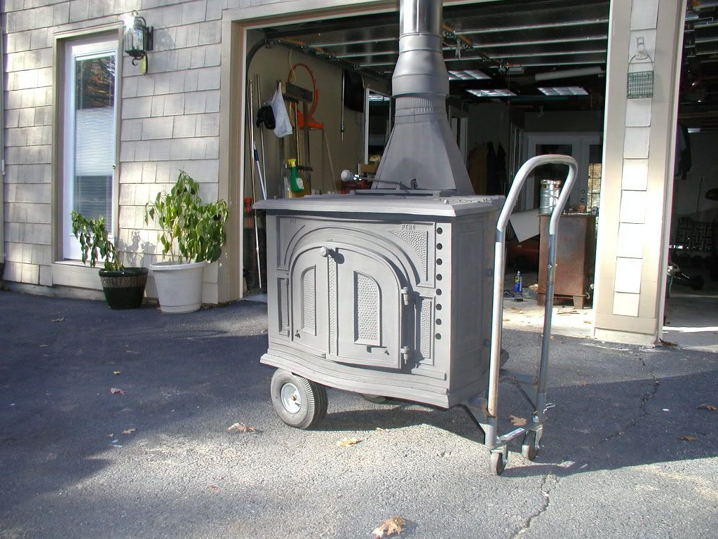 Who makes this wood stove? | Hearth com Forums Home