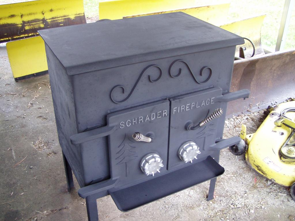 can anyone identify this stove ? | Hearth.com Forums Home