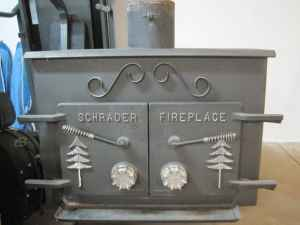 ISO Schrader Wood Stove Manual | Hearth.com Forums Home