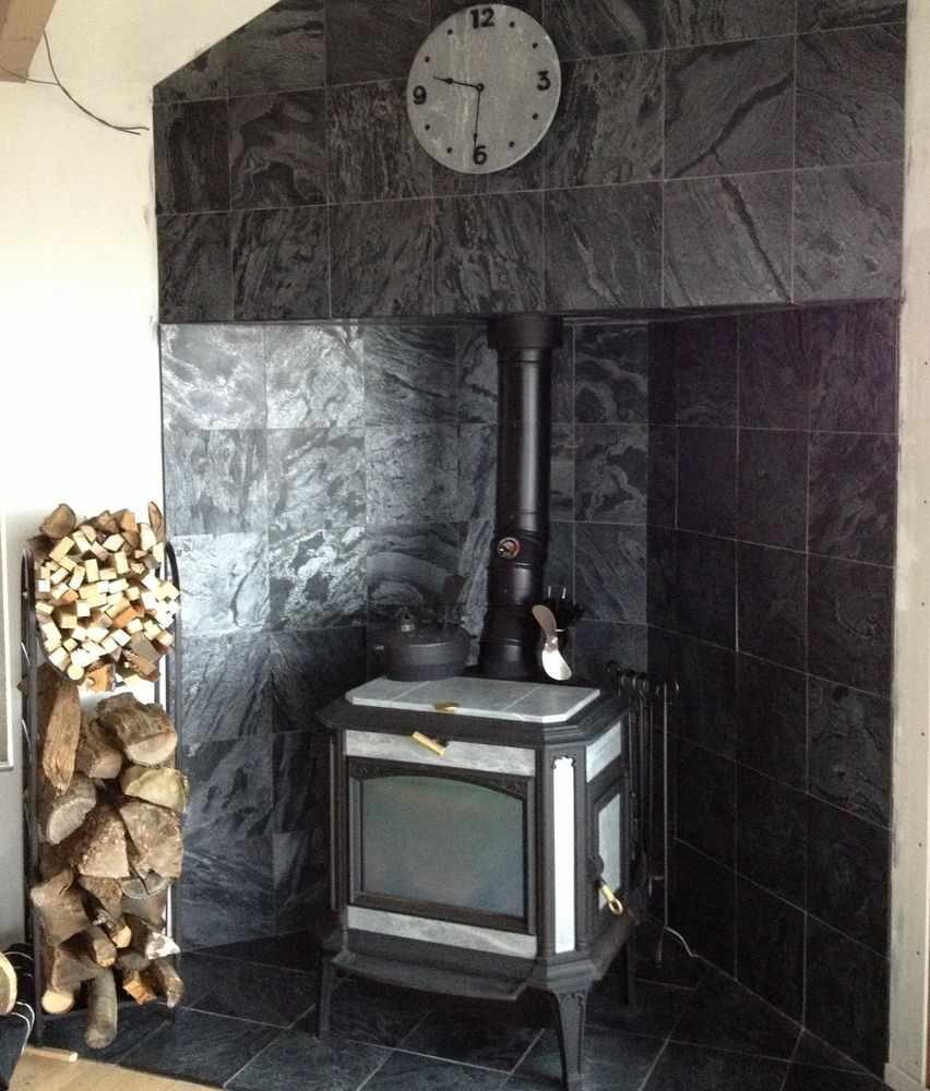 pictures of wood stoves in alcoves hearth com forums home