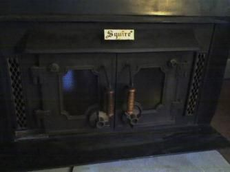 Squire wood-burning fireplace insert - Need Fire Brick ...